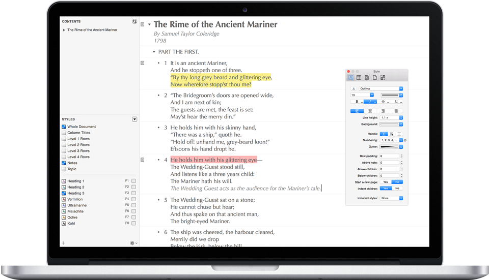 creative writing software for mac No matter if you're a mac or a win user, persona will help you create the  added  persona for mac and persona for windows to our creative writing product line.