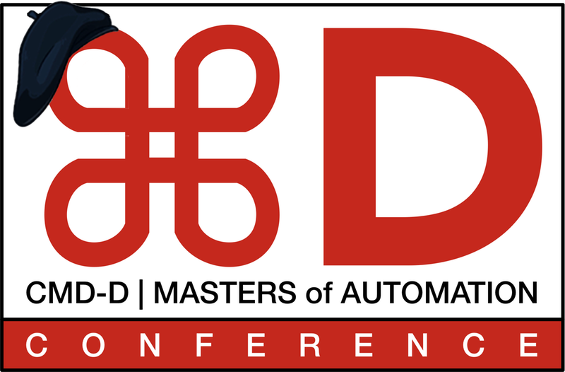 Check out the CMD-D | Masters of Automation Conference
