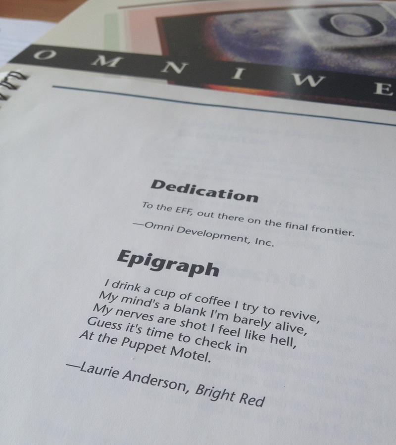 how to make an epigraph